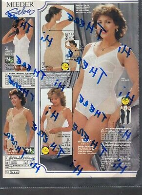 $24.99 • Buy Small Lot Of Vintage Lingerie Catalog Photo Clippings