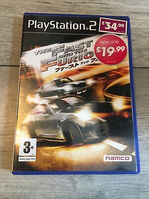 £7.95 • Buy The Fast And The Furious Tokyo Drift Ps2 Game Playstation 2 Fast Dispatch