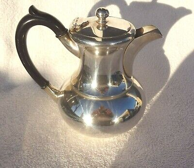 £8.99 • Buy Vintage Silver Plated Coffee Pot By Cooper Brothers Sheffield England