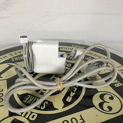 $25.99 • Buy Genuine Original OEM Apple MacBook Pro 60W AC Adapter Charger A1184 A1330 A1344