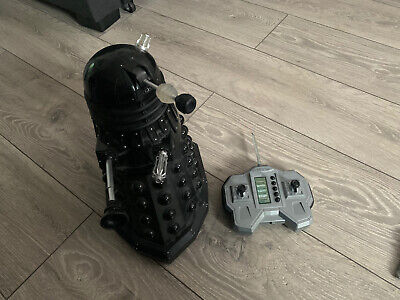 """£20 • Buy Remote Control Dalek Terry Nation Dr Who 12"""" Tall"""