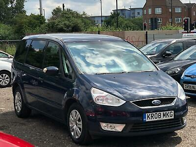 £2450 • Buy * 2008 FORD GALAXY 1.8 TDCi 7 SEATER + 108K MILES + HPI CLEAR *