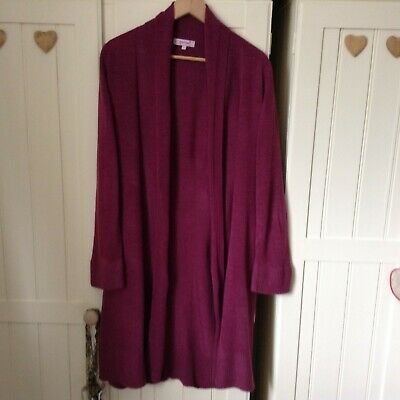 £3 • Buy Lovely Ladies Marks&Spencer Waterfall Cardigan Size 14