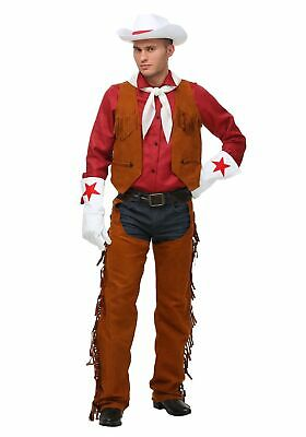 $49.98 • Buy Adult Rodeo Cowboy Costume