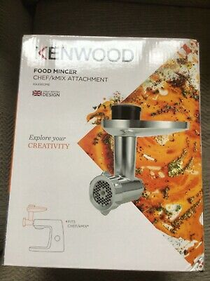 £47 • Buy Kenwood Chef Attachment KAX950ME Food Mincer Slow Speed Outlet With Hex Fitting