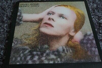 £29.99 • Buy David Bowie Hunky Dory Rca Records Lsp 4623 Canadian Press Original Lyric Insert