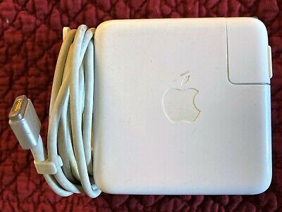$10.99 • Buy Apple 60W MagSafe 2 Power Adapter Charger MacBook (A1435) Pre-owned