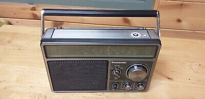 £29 • Buy Panasonic RF-1105DLBE 4-band Transistor Radio From 1977, Fully-working But READ!