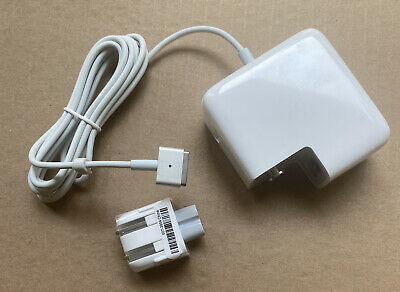 $15 • Buy Mac Book Air Charger, AC 45W Magsafe 2 T-Tip Power Adapter Charger Replacement