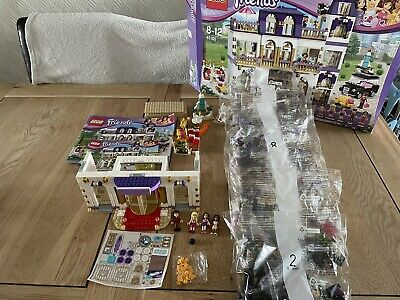 £89.99 • Buy Lego Friends Grand Hotel 41101 With Box And Instructions Most Bags Not Opened