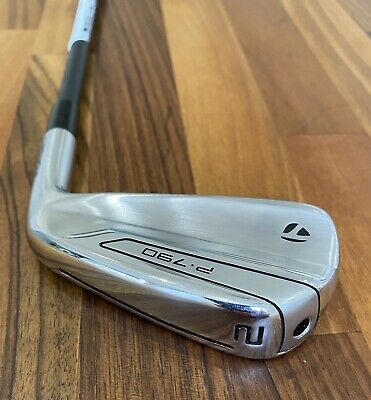 £115 • Buy TaylorMade P790 2 Iron UDI With A Project X Hzrdus Smoke Stiff Shaft
