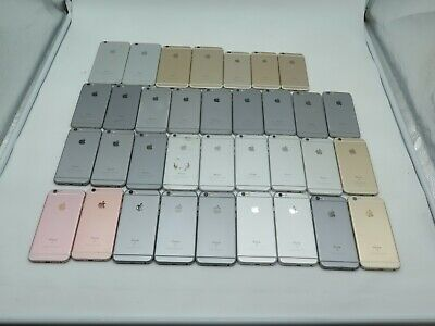 $ CDN600 • Buy Lot Of 34 Apple IPhone 6 6S 6+ As-Is/Broken/For Parts UNTESTED A1549 A1688 A1522