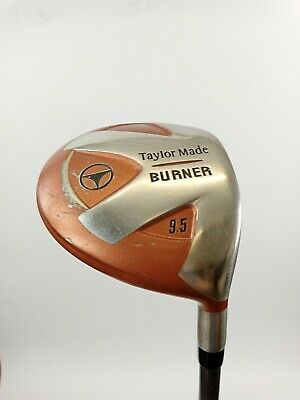 £29.99 • Buy Taylormade Burner 9.5° Driver Bubble 2 Shaft Stiff Graphite / Right Hand