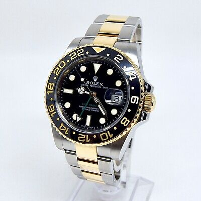 $ CDN20048.56 • Buy Rolex GMT Master II 116713 Box And Papers 2008 Full Set 40mm Discontinued