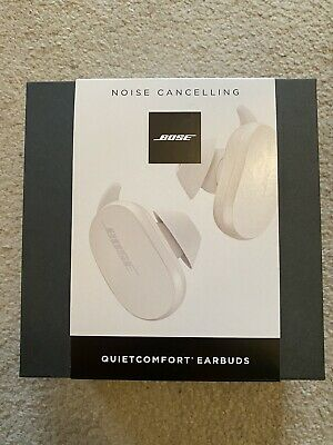 $ CDN180.52 • Buy BOSE QuietComfort Wireless Bluetooth Noise-Cancelling Earbuds Soapstone