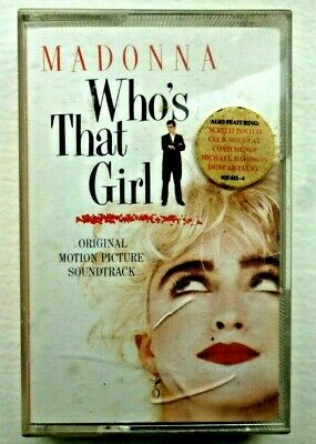 £4.75 • Buy Madonna  - Who's That Girl -  Cassette