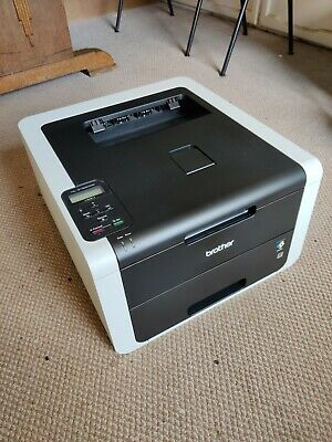 £30 • Buy Brother HL-3150CDW Wireless Colour Laser Printer