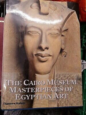 £12.50 • Buy The Cairo Museum Masterpieces Of Egyptian Art By Thames And Hudson