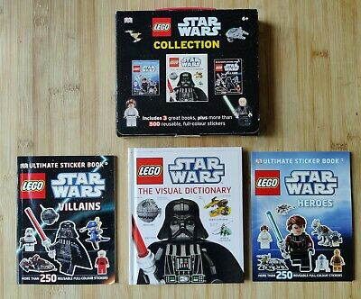 £1.50 • Buy Lego Star Wars Collection Book And Stickers