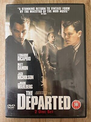 £3.05 • Buy The Departed - 2 Disc Set - DVD - With Leonardo Dicaprio