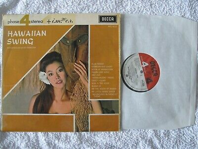 £1 • Buy WERNER MULLER AND HIS ORCHESTRA. Hawaiian Swing. Decca Phase Four.