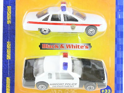 $ CDN6.26 • Buy Airport Police & Fire Chief Maisto Road & Track Two Car Value Pack #33 Models