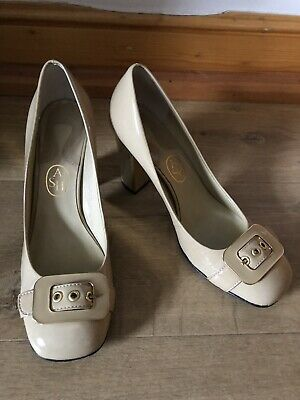 £15 • Buy ASH Patent Leather Court Shoes Size 40