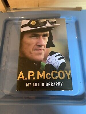 £3.99 • Buy A P Mccoy My Autobiography Signed Hardback 2011 1st Edition