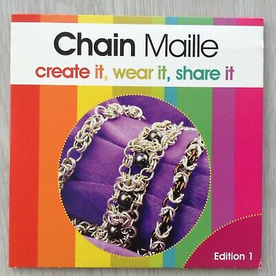 £1.99 • Buy Jewellery Maker  DVD: Chain Maille Edition 1. NEW