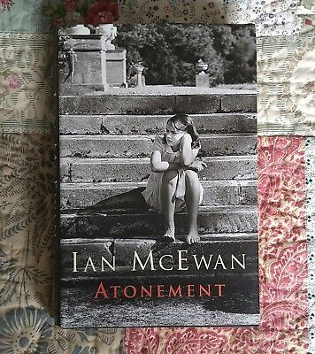 £60 • Buy Atonement - Ian McEwan 2001 Signed First Edition First Print (Jonathan Cape)