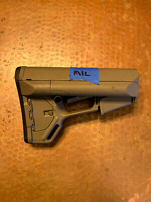 $69 • Buy Acs Carbine Stock Magpul Fde Mag370 - Never Used For Air-soft