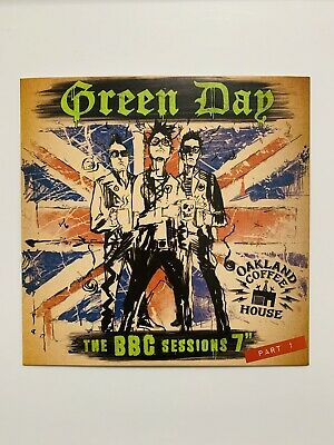 £57.84 • Buy Green Day - The 1994 BBC Sessions 7  Part 1 Punk Hardcore White First Pressing