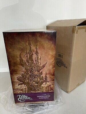 £136.59 • Buy 18  Chronicle Sideshow The Dark Crystal SKEKSIS CASTLE Scaled Replica Statue NEW