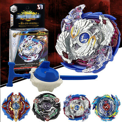 £5.59 • Buy Fusion Set Launcher Grip Fight Master Beyblade 4D Rare Rapidity With Top Metal