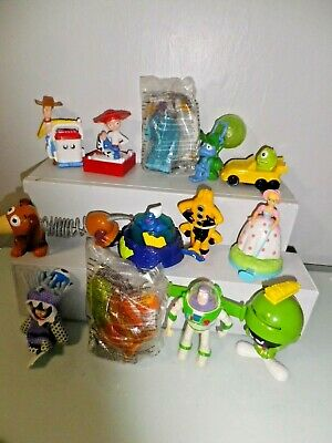 £6 • Buy McDonalds Toys  2004 'Toy Story/Monsters Inc.'
