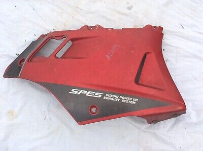 AU85 • Buy GSX250F Across (all Years) Right Side Mid Lower Fairing Cowl Panel GSX 250 F