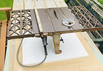 £50 • Buy Millers Falls Vintage Bench Saw & Multitool Combo - In Good Working Order