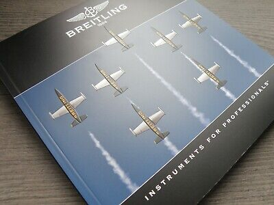£9.99 • Buy Breitling Watch Catalogue 2013 Brochure Collection Gbp Pricelist