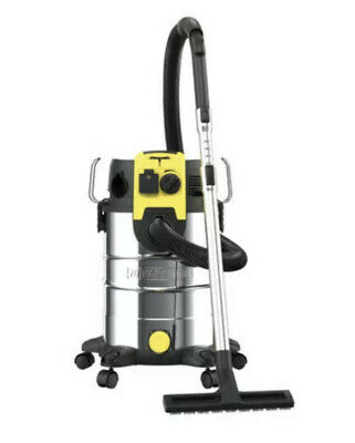 £119.95 • Buy Parkside Wet & Dry Vacuum Cleaner 30L PWD 30 A1 Made In Germany 1 Day Delivery