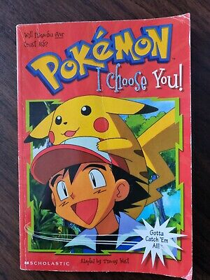 $6.58 • Buy Pokemon: I Choose You! By Tracey West (Paperback, 1999)