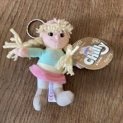 £3.99 • Buy Emily - Chilly And Friends Key Ring Key Chain By Tesco With Tag