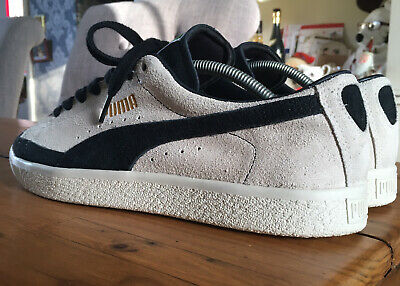 £60 • Buy PUMA SUEDE VTG UK 9 Clyde States Basket 90681 NEW IN BOX 🔥