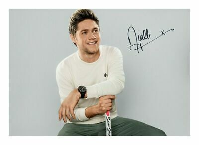 £5.99 • Buy Niall Horan Autograph Signed Pp Photo Poster