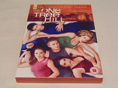 £2.49 • Buy One Tree Hill Season 1 – Region 2 DVD Complete Series – Used Excellent