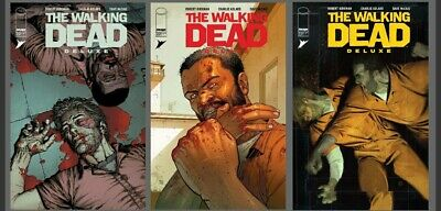 £7.99 • Buy Walking Dead Deluxe #23 Cover A B C Variant Set Options Image NM