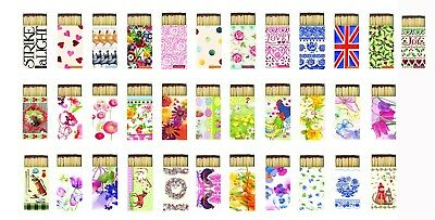 £4.49 • Buy Emma Bridgewater & Other Designs Extra Long Matches Size 11 X 6.3 Cm 45 Matches