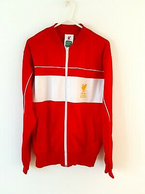 £14.99 • Buy Liverpool Track Top Jacket. Adults Small. Score Draw Red Long Sleeves Football S