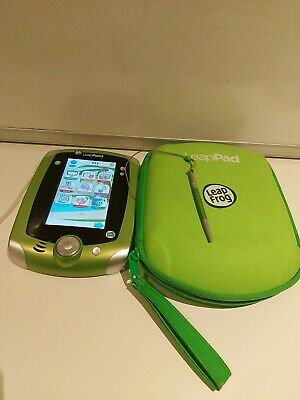 £34.99 • Buy Leapfrog Leappad 2 Tablet Learning Console  Disney Game Videos Downloaded Case