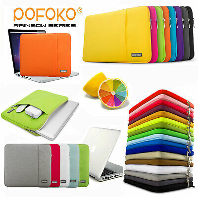 £10.63 • Buy 11.6  13.3  14  15.6  17 Laptop Chromebook Ultrabook Sleeve Case Bag Pouch Cover