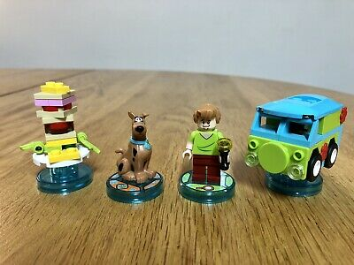AU50 • Buy Lego Dimensions 71206 Scooby Doo Team Pack